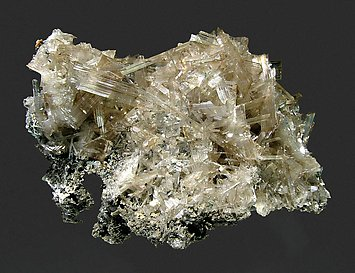 Cerussite. Top