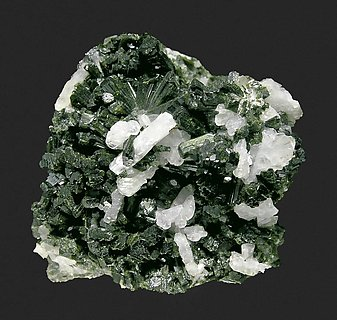 Epidote with Albite.