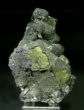 Chalcopyrite with Stannite, Arsenopyrite and Galena.