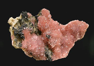 Huréaulite with Correianevesite, Rockbridgeite and Strengite.