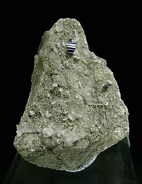 Anatase and Quartz.