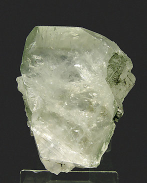 Orthoclase (variety adularia). Front