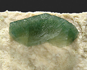 Hydroxylapatite with Orthoclase.