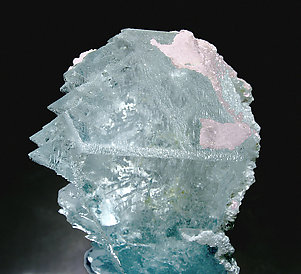 Topaz with Lepidolite. Top