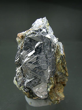 Antimony with Quartz. Front