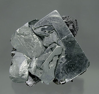 Galena with Sphalerite. Front