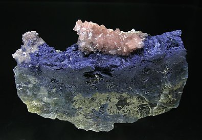 Huréaulite with Strengite.