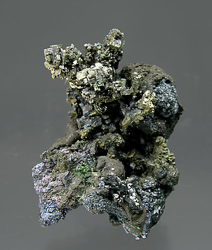 Chalcocite with Bornite.