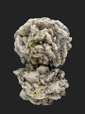 Stokesite with Plumbomicrolite. Front