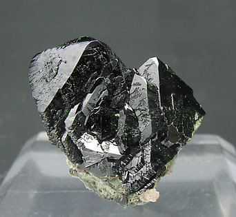 Libethenite. Front