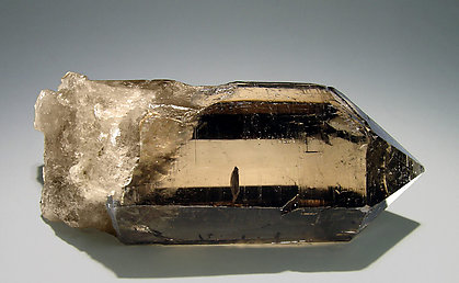 Smoky Quartz. Side