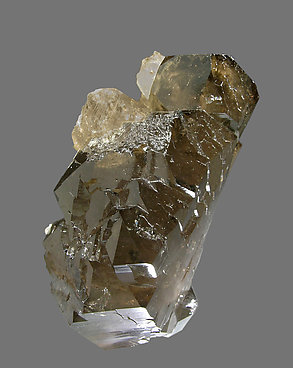 Smoky Quartz Gwindel. Top