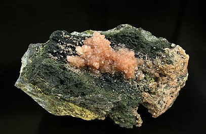 Huréaulite with Rockbridgeite and Strengite.
