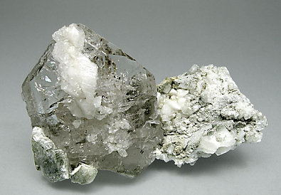 Quartz with Albite.