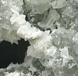 Fluorite with Anhydrite.