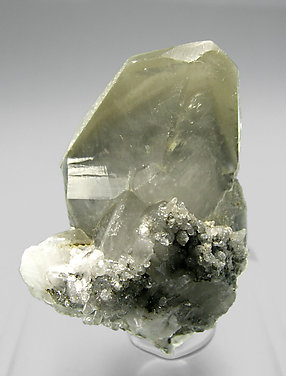 Calcite with Dolomite and Sphalerite.