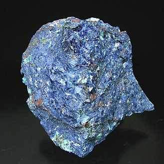 Ajoite with Shattuckite.