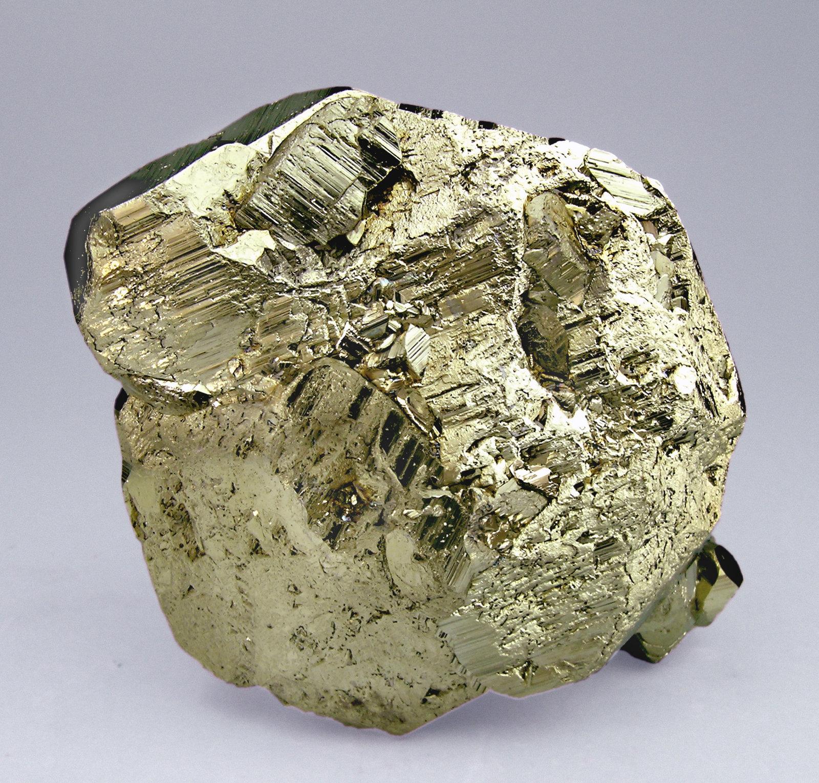 Pyrite Mina Huanzala Huallanca Dos De Mayo Hu 225 Nuco