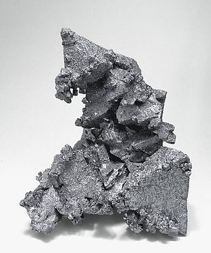 Hematite after Magnetite (variety martite). Side