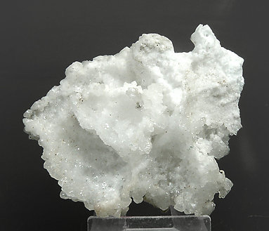 Calcite. Rear