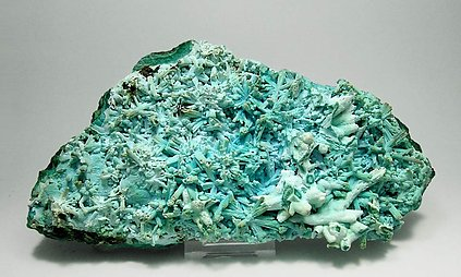 Chrysocolla after Gypsum.