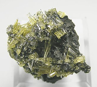 Mimetite with Galena. Top