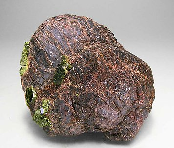 Andradite with Epidote.