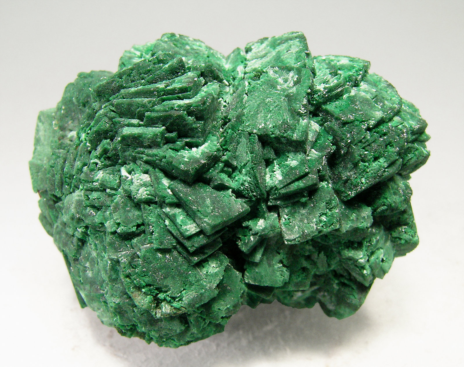 Malachite after Azurite - Sir Dominic Mine, Yudnamutana ...