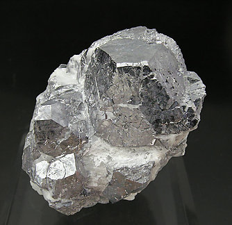 Skutterudite with Calcite.