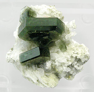 Fluorapatite with Albite. Top