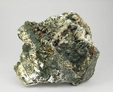 Titanite with Quartz.