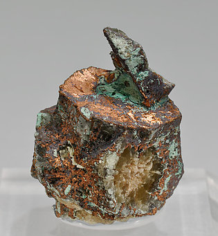Copper after Aragonite.