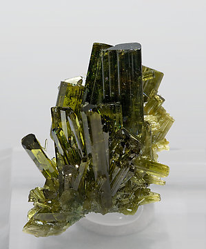 Vesuvianite. Front