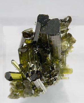 Vesuvianite. Top