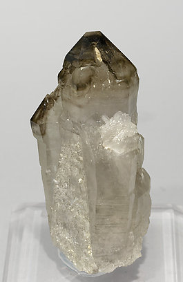 Sceptered smoky Quartz. Front