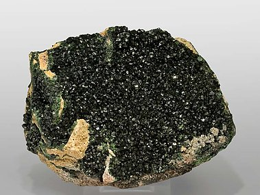 Libethenite.