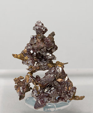 Cuprite with Copper.