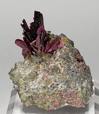 Erythrite. Side