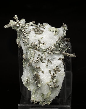 Allargentum with Calcite.
