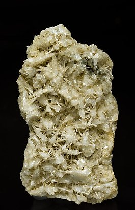 Heulandite with Scolecite.