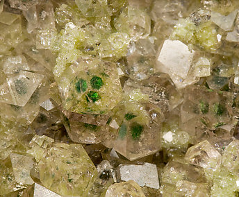 Grossular with Diopside.