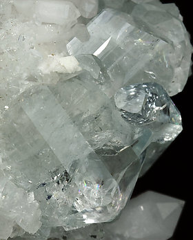 Datolite with Quartz.