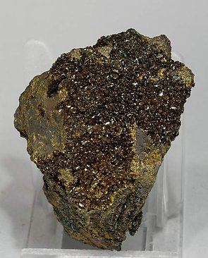 Jarosite with Natrojarosite.