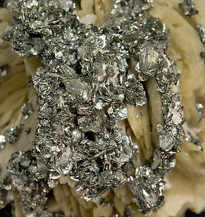 Siderite with Marcasite and Quartz.