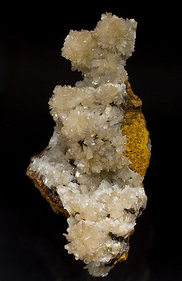 Hemimorphite with Dolomite. Top