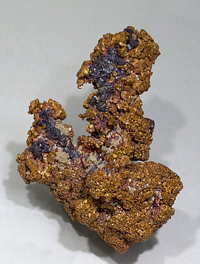 Cuprite with Copper after Cuprite. Rear