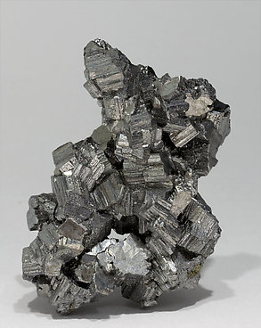 Bournonite with Chalcopyrite.