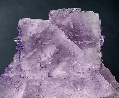 Fluorite with Sphalerite.