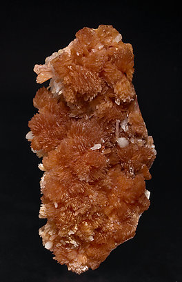 Inesite with Orlymanite and Calcite.