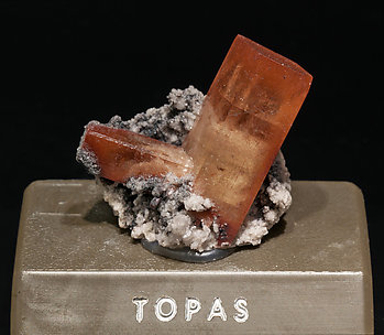 Topaz with Opal.